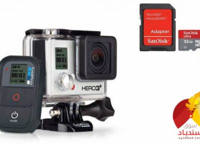 3GOPROHEROمستخدمةGoproHero3PlusSilverEditionWith11461523599